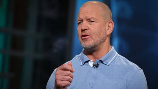 Chip Wilson, founder and former CEO of Lululemon.