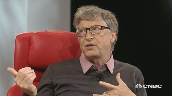 Bill Gates on Artificial Intelligence