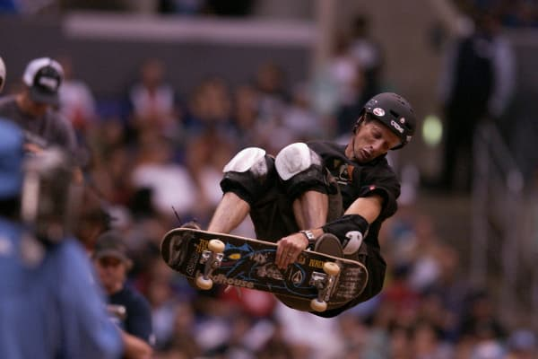 Tony Hawk, professional skateboarder