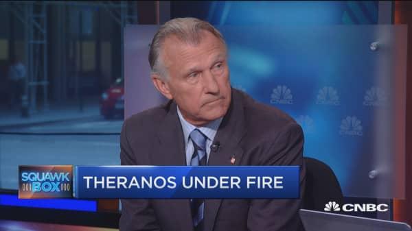 Misinformation on Theranos: Kovacevich