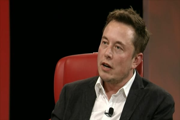 Elon Musk: Apple will be a 'direct' competitor in car industry