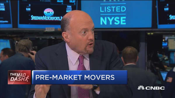 Cramer's Mad Dash: Qlik Technologies Inc