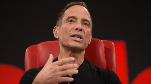 Harvey Levin speaking at the 2016 Code Conference.