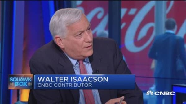 Of course Trump can win: Isaacson
