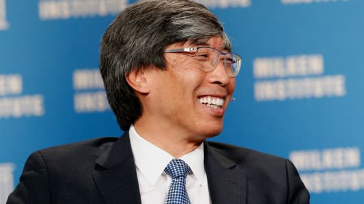 Patrick Soon-Shiong, NantHealth