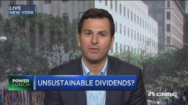 Dividends: How high is too high?