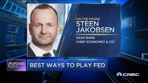 Fed making big monetary mistake: Saxo Bank CIO