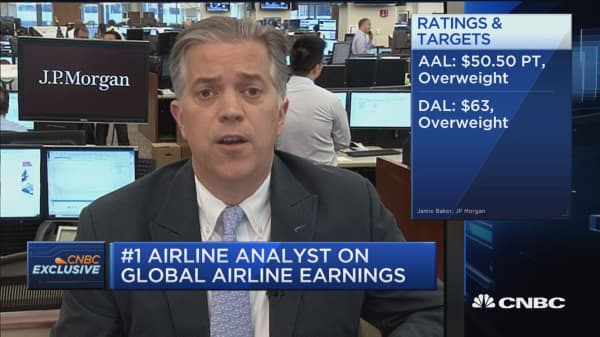JPMorgan's Baker: TSA process will improve