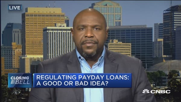 Regulating payday loans: Good or bad idea?