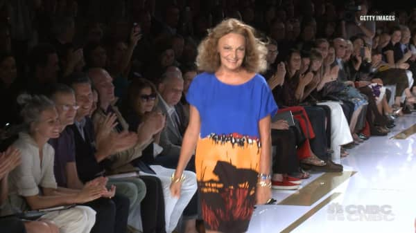DVF: Know who you want to be, not what you want to do