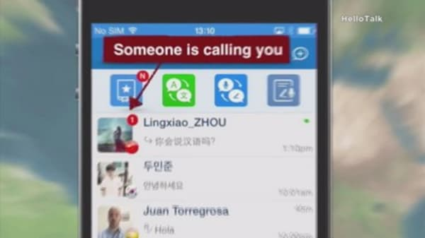 Learn to speak 100 languages with this app