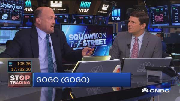 Cramer's Stop Trading: Gogo