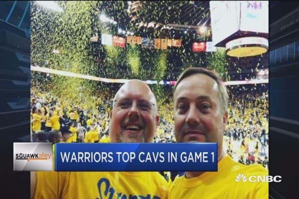 Warriors most innovative basketball team: Calacanis