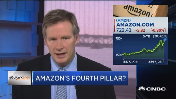 Amazon's new potential pillars