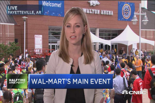 Wal-Mart's new strategies