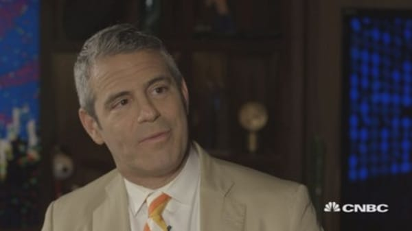 Andy Cohen: Netflix & Amazon's deep pockets have made TV the wild west