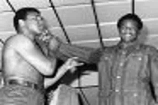 Boxing legend Muhammad Ali dead at 74