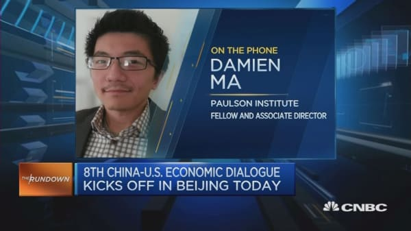 Here's what you can expect from the 8th China-US Economic dialogue