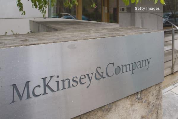McKinsey built up a secret $5B trading fund