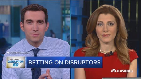 Betting on disruptors