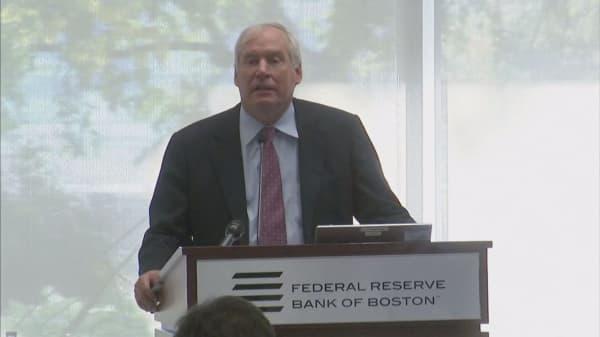 Fed's Rosengren sees rate hikes ahead despite poor jobs report