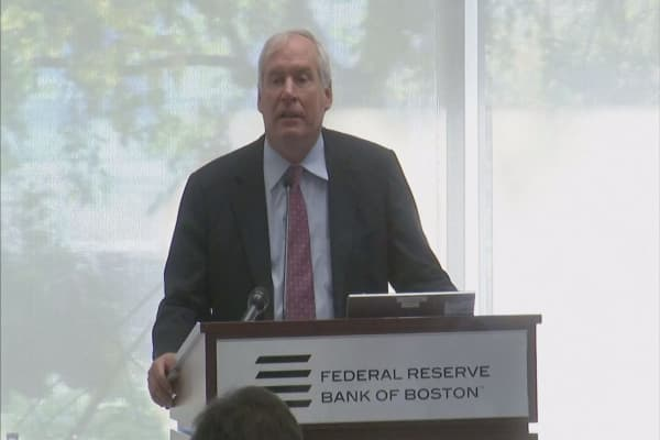 Fed's Rosengren sees rate hikes ahead despite poor jobs report