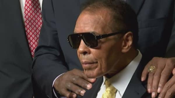 Muhammad Ali, 'The Greatest' dies at age 74