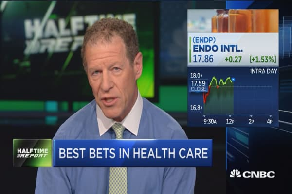 Best bets in health care