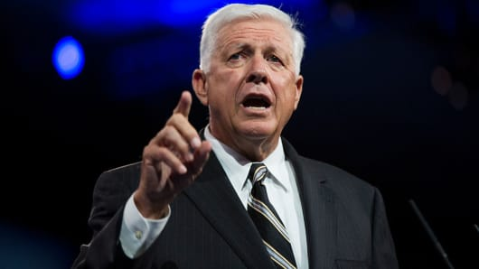 Foster Friess, Republican donor