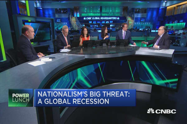 US 'on its death bed': Robert Brusca