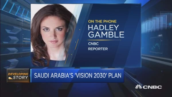 Saudi Arabia approves new economic plan