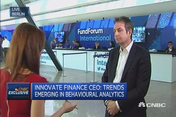 Great things happening in robo-advice: CEO
