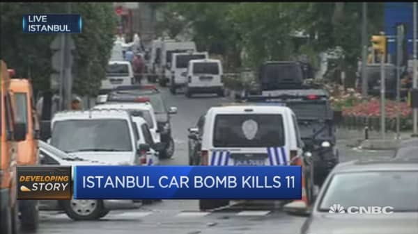 Istanbul car bomb: What we know so far