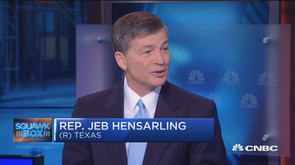 Scrapping and fixing Dodd-Frank: Rep Hensarling