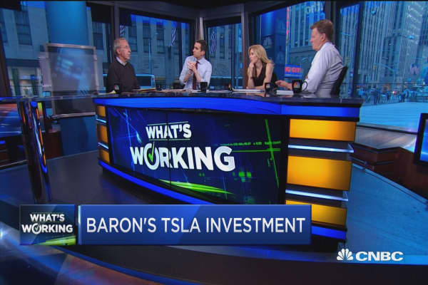 Ron Baron: These two stocks are working