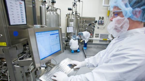 Alexion lab