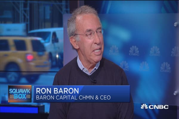 Tale of 2 stocks—1 success and 1 failure: Baron