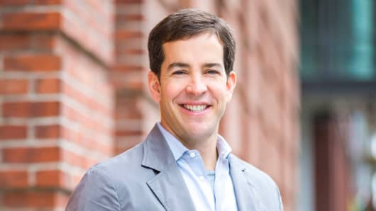 Okta co-founder and CEO Todd McKinnon.