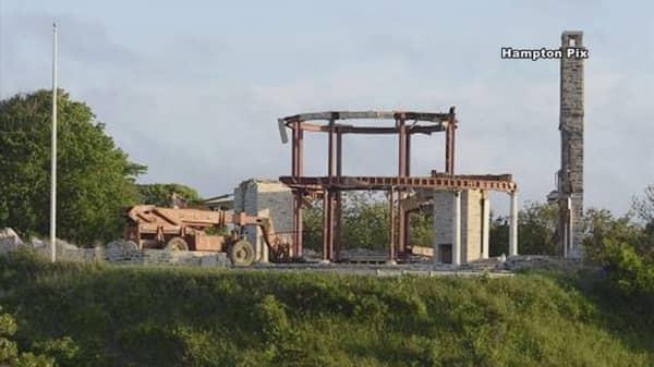 Steve Cohen destroys $62.5M mansion