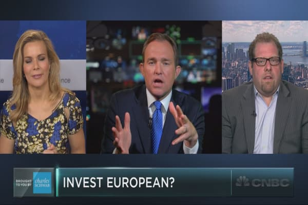 Should your portfolio focus on Europe?