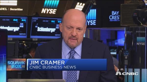 Cramer: China oil demand 'incredibly strong'