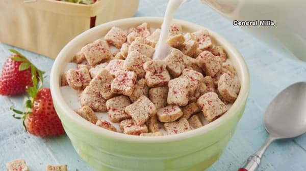 General Mills creates new cereal for first time in 15 years