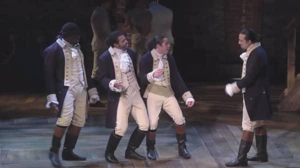'Hamilton' turning into a billion-dollar show