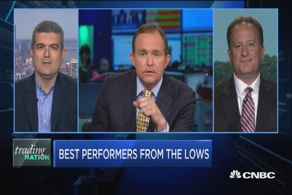 Best performers from the low