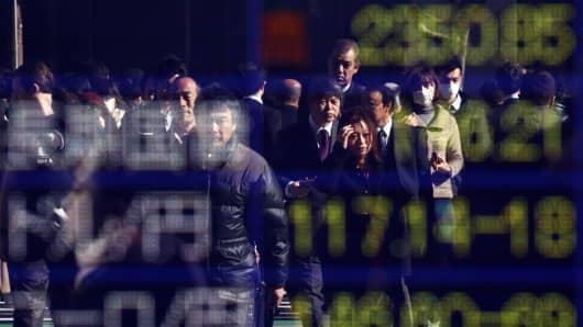 Japan Economy, numbers