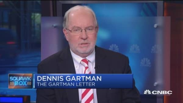 ECB need to go to 'helicopter' money: Dennis Gartman