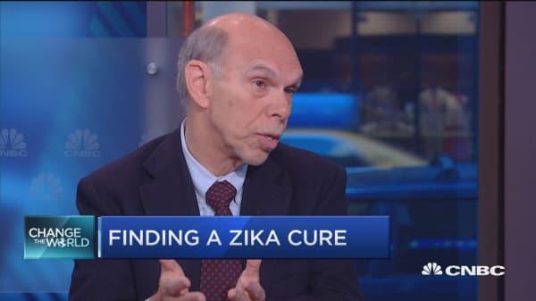 Fighting Zika threat