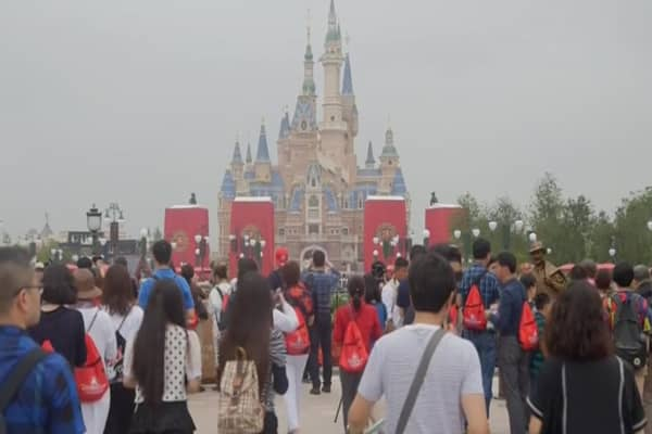 Disneyland Shanghai opens its doors: Take a look inside