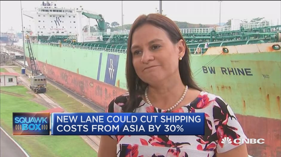 New era for Panama Canal