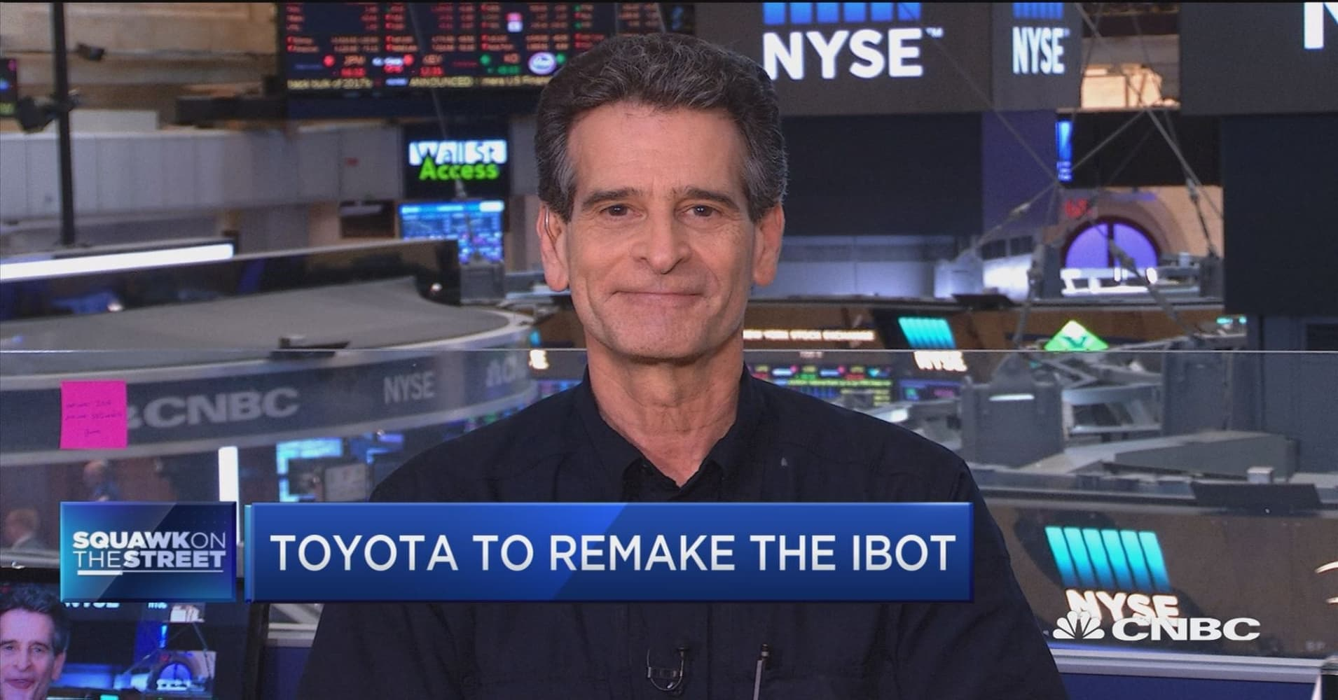 the ibot is back